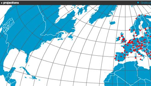 projections screenshot